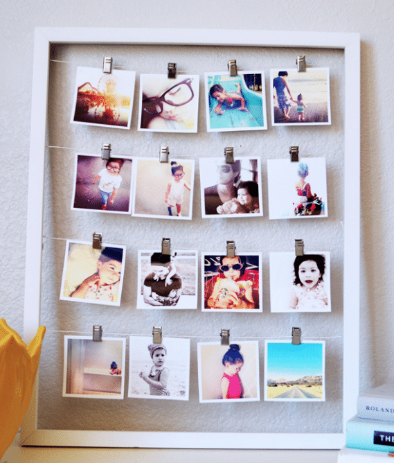 Instagram photo display