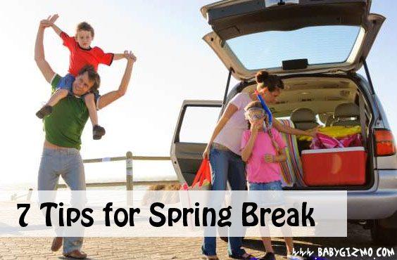 Spring Break Tips