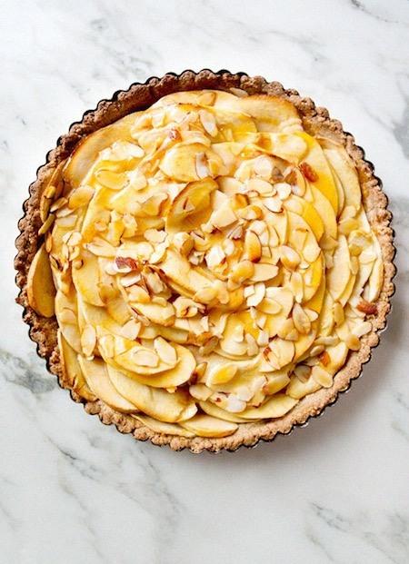 apple tart gluten free dessert