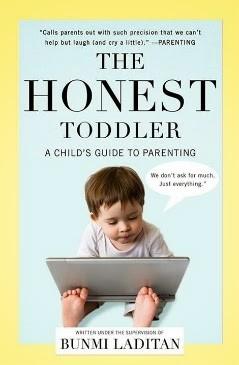 De-stressing: The Honest Toddler Book