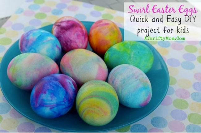 Swirl Eggs
