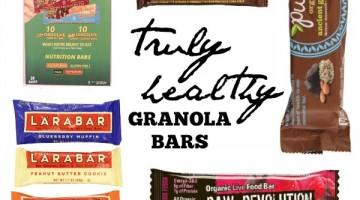 truly healthy granola bars 600w