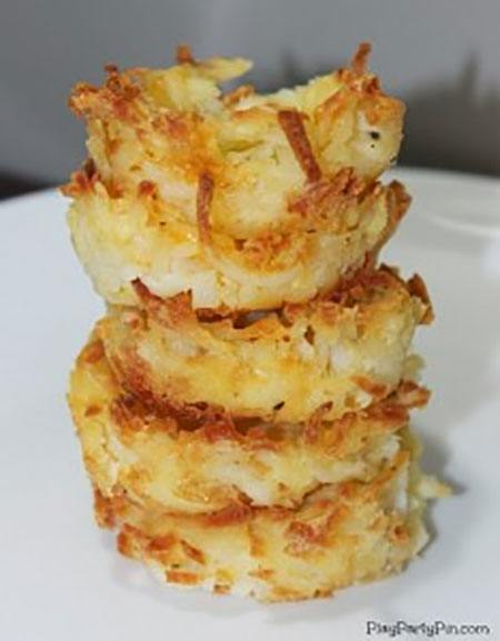hash brown cups