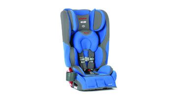 REVIEW: Rainier Convertible + Booster Car Seat from Diono