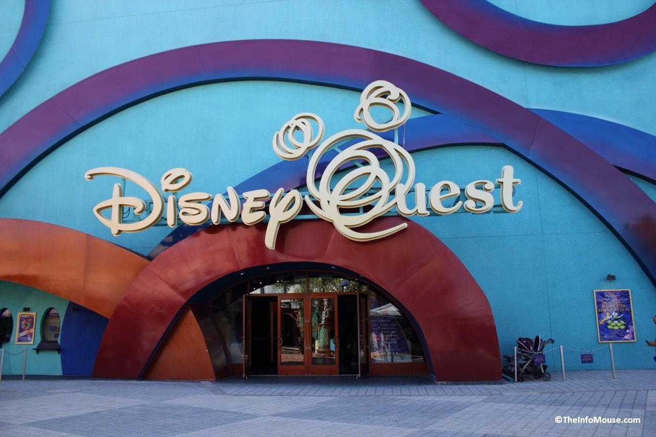 Disney Quest