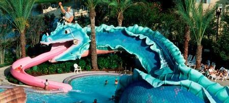 Walt Disney World Port Orleans French Quarter Resort