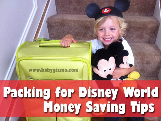 Disney World Money Saving Tips