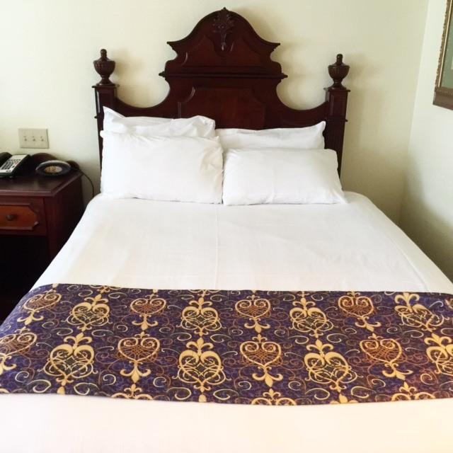 Port Orleans Bed