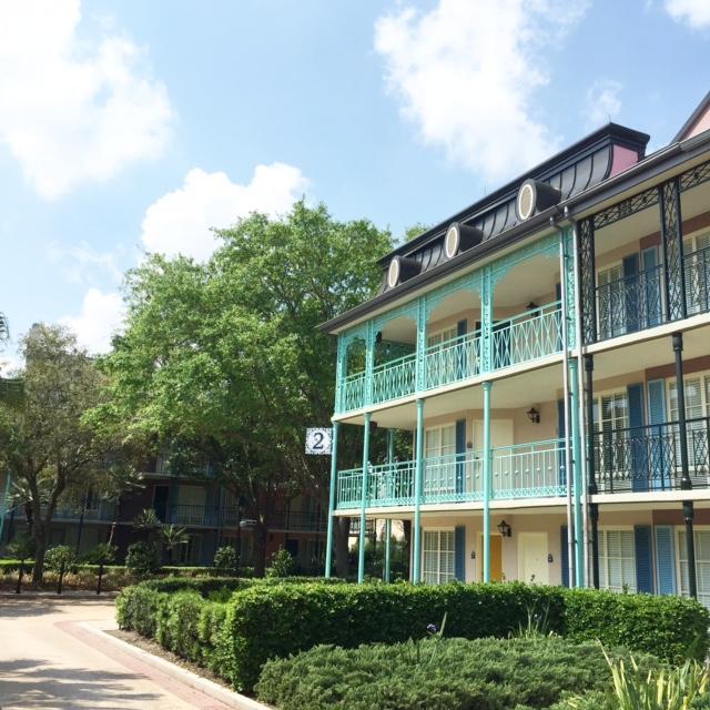 Port Orleans Building