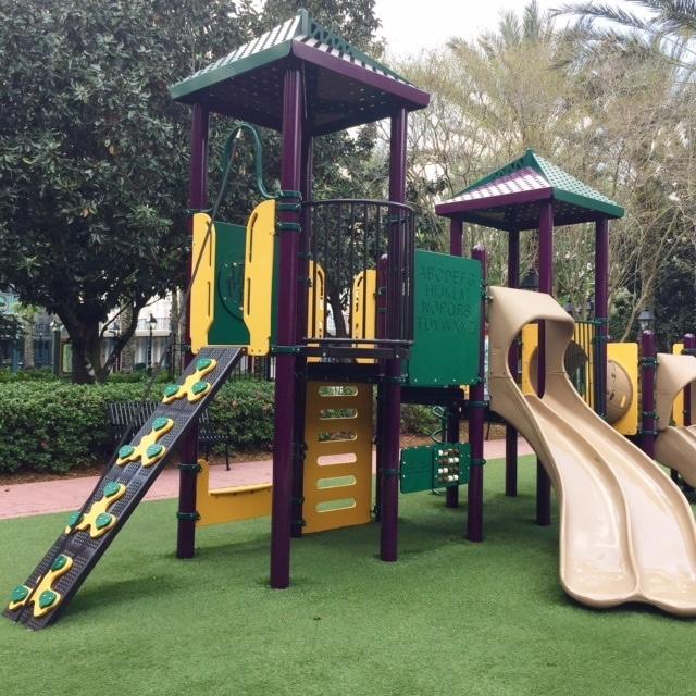 Port Orleans Playground