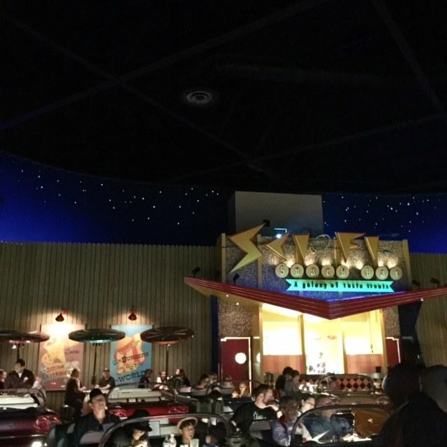 Sci Fi Indoors