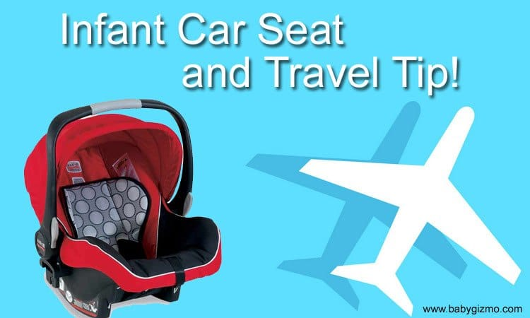 Infant Car Seats and Travel PSA