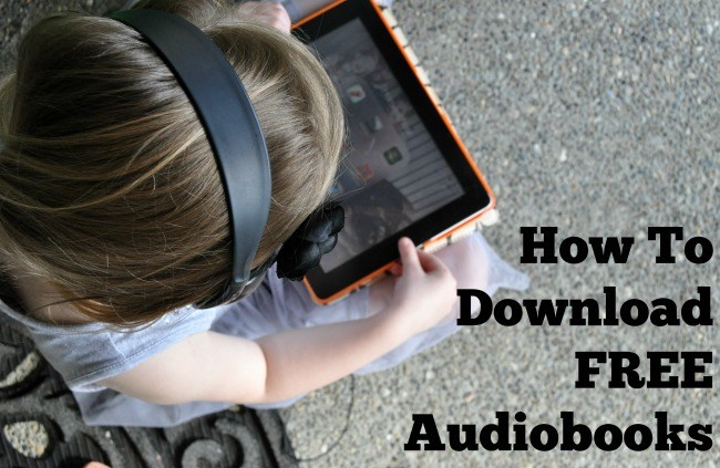 how to download free audiobooks