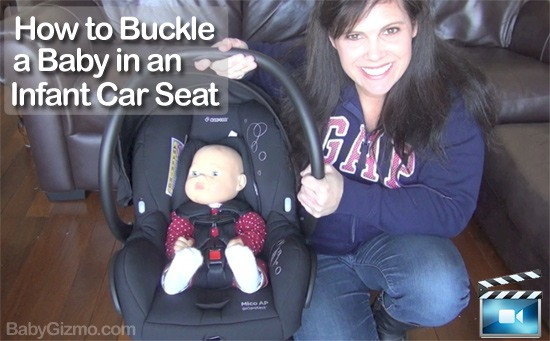 howtobucklecarseat