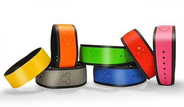 Walt Disney World Magic Bands Tip