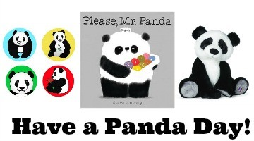 Love Animals? Have a Panda Day!