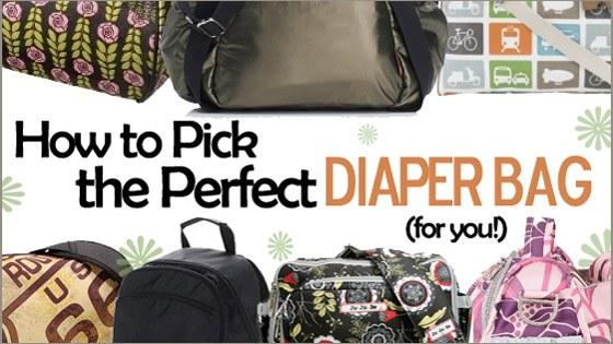 pickingdiaperbag