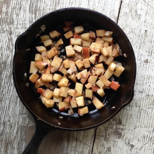 roasted cinnamon apples