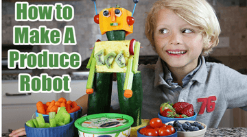 How to Make a Produce Robot