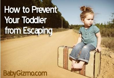 toddlerescaping