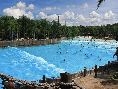 Typhoon Lagoon Water Park Review
