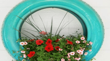 Easy Upcycled Garden Ideas for Spring
