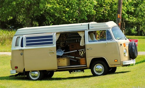 My dad's van looks exactly like this one!