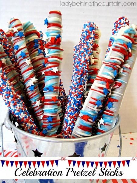 celebration pretzel sticks