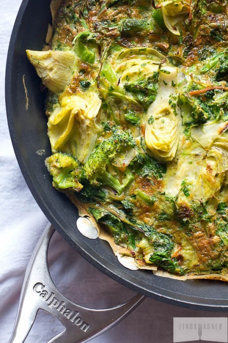 15 Easy Recipes - Fritatta