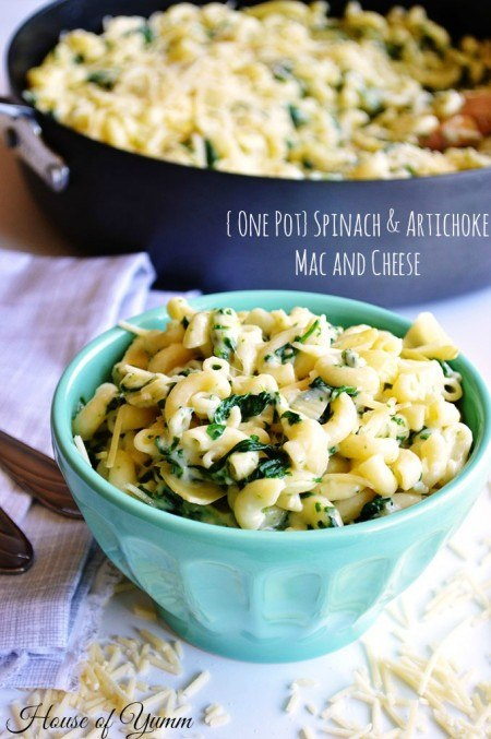 15 Easy Recipes - Mac & Cheese