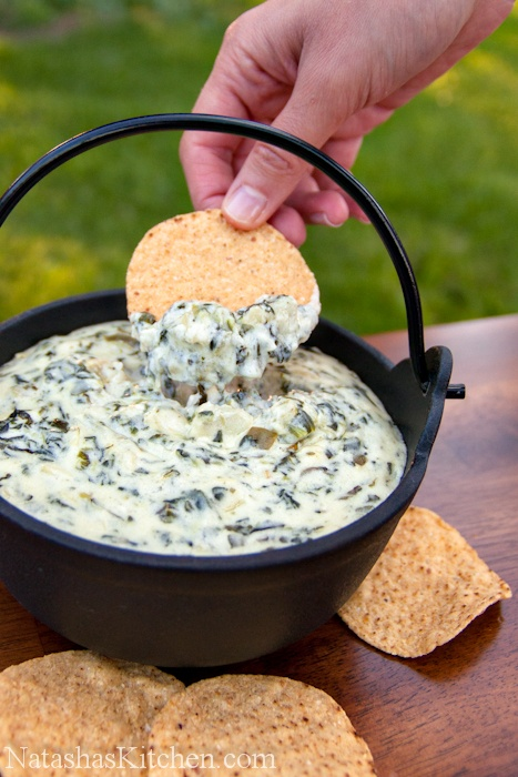 15 Easy Recipes - Spinach Dip