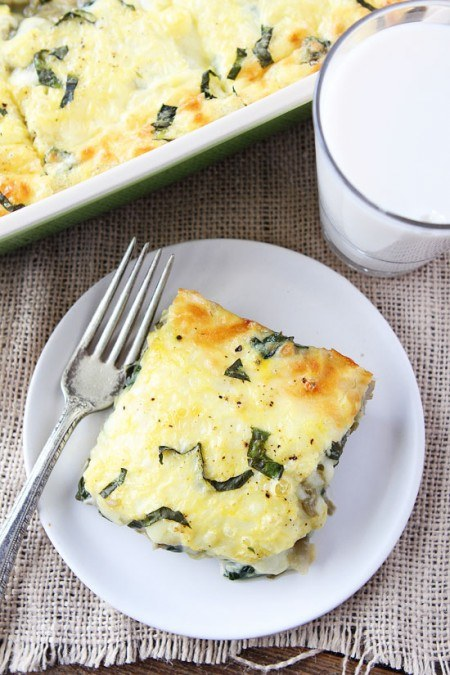 15 Easy Recipes - Egg Casserole