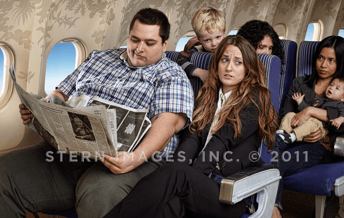 Airline Passengers Who Are More Annoying Than Kids