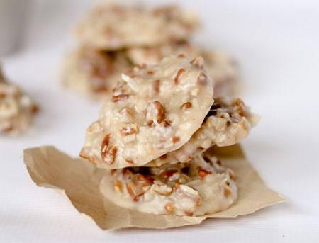 coconut praline cookies