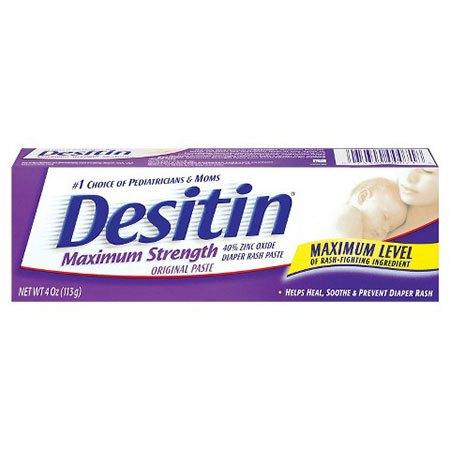 desitin purple
