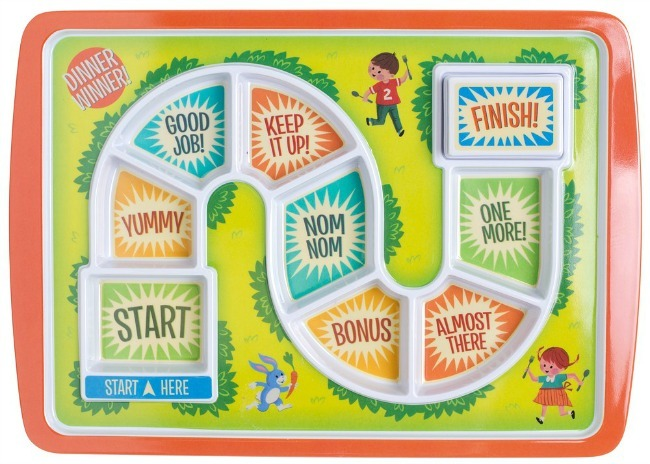 Review: The Dinner Winner Plate is Great For Your Picky Eater!