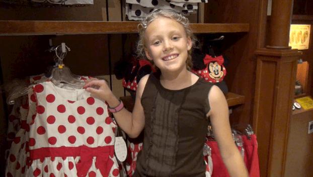 Walt Disney World with Kids Merchandise Tip