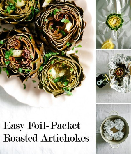 15 Easy Recipes - Foil Packet