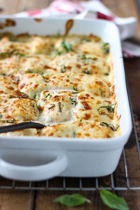 15 Easy Recipes - Ravioli Bake