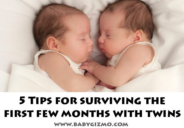 Tips for Having Twins