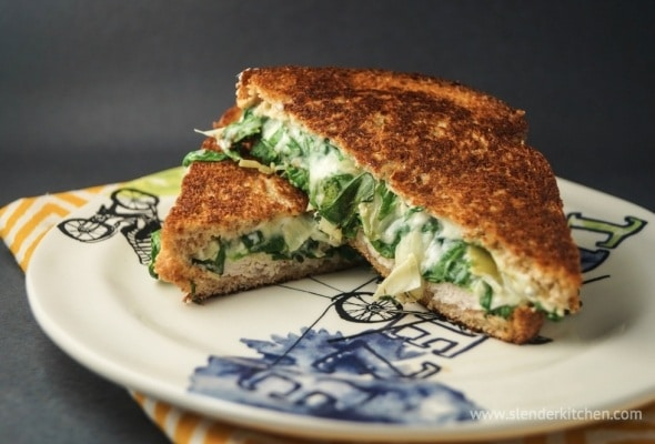15 Easy Recipes - Grilled Cheese