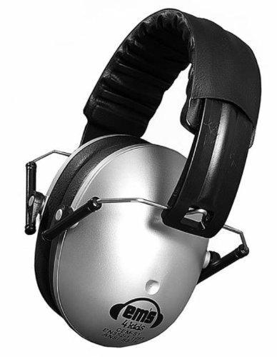 em's 4 kids grey headphones