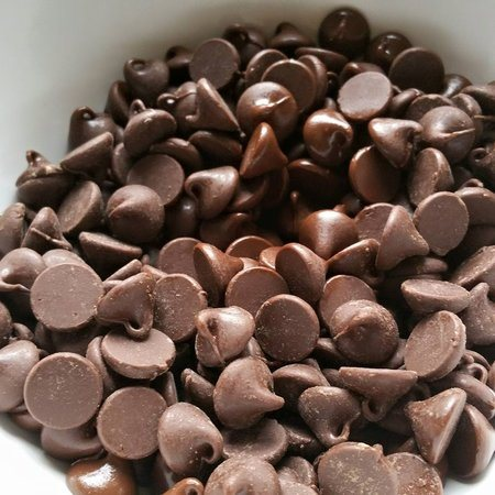 Cookie Dough Truffles chocolate