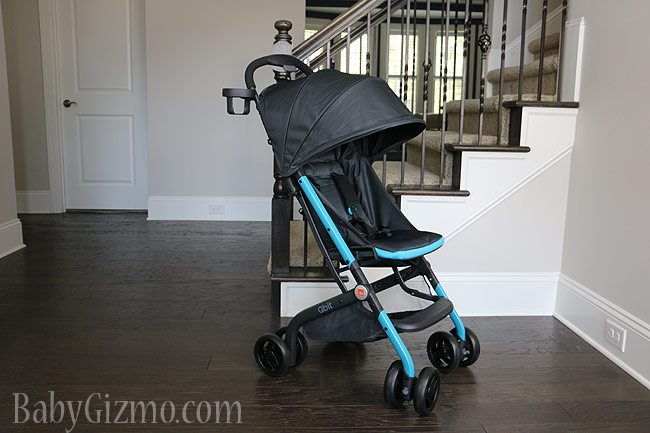 GB QBit Travel Stroller Review (VIDEO)