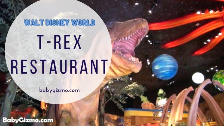 T-Rex Restaurant Walt Disney World Review