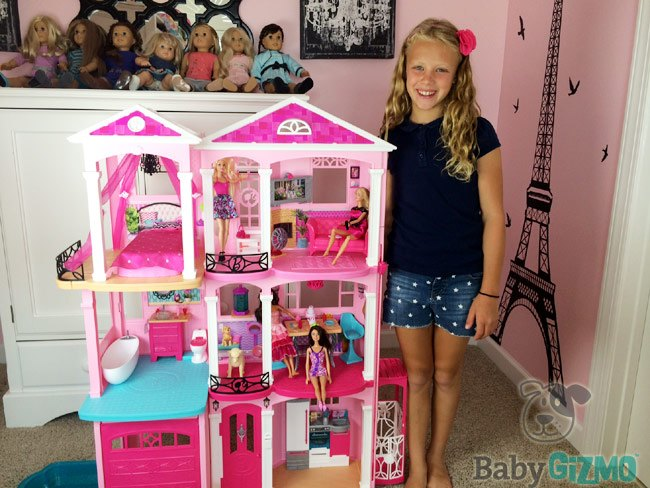 New Barbie Dreamhouse 2015 House Tour and Review (VIDEO)