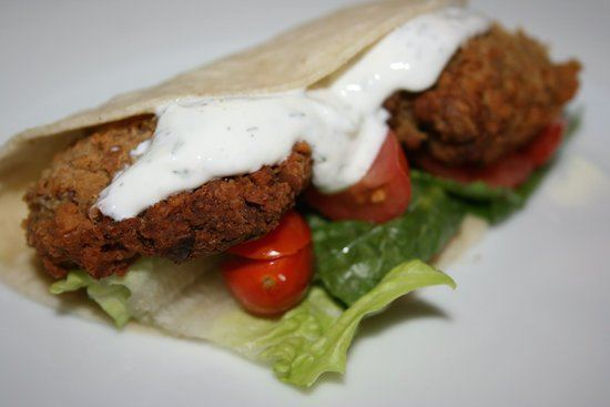 falafel vegan crockpot recipes