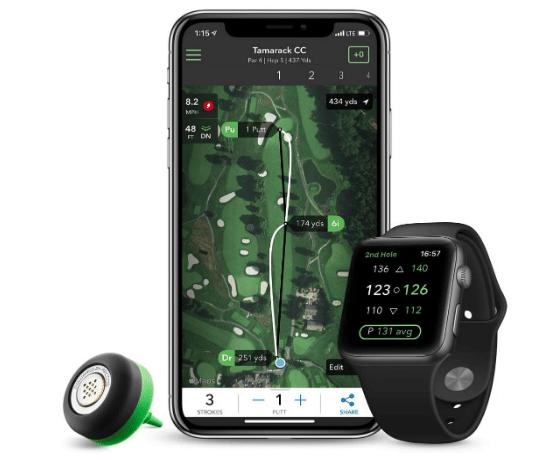 golf sensor