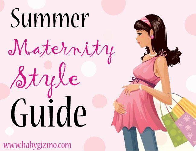 Summer Maternity Style Guide
