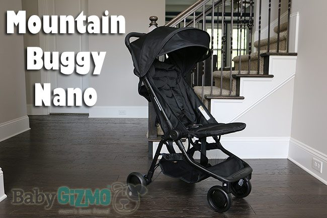 Mountain Buggy Nano Review